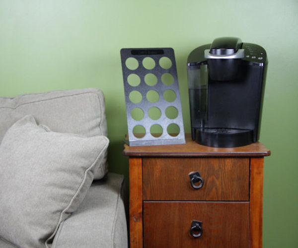 Coffee Pod Display for Home or Office